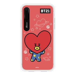 SG Design iPhone XS / X BT21 GRAPHIC LIGHT UP CASE TATA