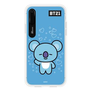 SG Design iPhone XS / X BT21 GRAPHIC LIGHT UP CASE KOYA