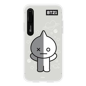SG Design iPhone XS / X BT21 GRAPHIC LIGHT UP CASE VAN