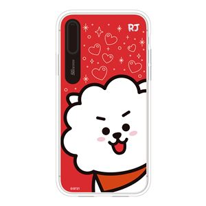 SG Design iPhone XS / X BT21 GRAPHIC LIGHT UP CASE FACE RJ