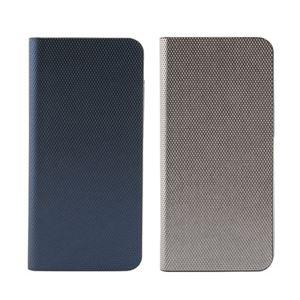 Zenus HUAWEI P20 Pro Metallic Diary silver