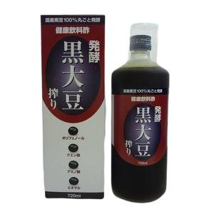 発酵 黒大豆搾り 720ml