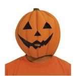 【コスプレ】 RUBIE'S(ルービーズ) ACCESSORY(アクセサリー) マスク(コスプレ) Smiley Pumpkin Mask(スマイリー パンプキン マスク)