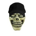 【コスプレ】 RUBIE'S(ルービーズ) ACCESSORY(アクセサリー) マスク(コスプレ) Skull Cap Mask(スカル 帽子 マスク)