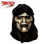 【コスプレ】 RUBIE'S (ルービーズ) 4481 Immortal Vacuform Mask W/Fabric Hood(マスク)