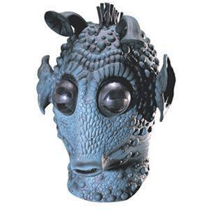 【コスプレ】 RUBIE'S(ルービーズ) 3209 Greedo Latex Mask (スターウォーズ) グリード ラテックスマスク