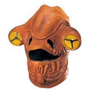 【コスプレ】 RUBIE'S(ルービーズ) 3208 Admiral Ackbar Latex Mask (スターウォーズ) アクバー提督 ラテックスマスク