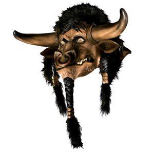 【コスプレ】 RUBIE'S(ルービーズ) 68206 Tauren Mask Ovhd Latex Mask (World of Warcraft) (マスク)