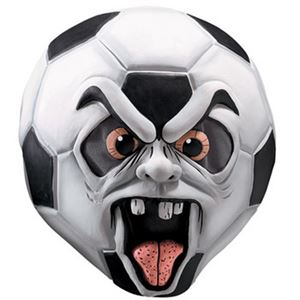 【コスプレ】 RUBIE'S(ルービーズ) 3362 Soccer Mask サッカーマスク