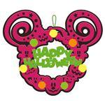 【パーティーグッズ】【ハロウィン】RUBIE'S(ルービーズ) 95172 Felt Wreath Minnie ハロウィンリース ミニー