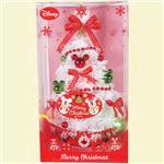 【クリスマス】ディズニーミニツリー スノーミッキー&スノーミニー ホワイト