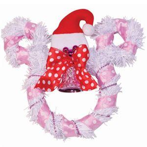 【クリスマス】ミニーマウスクリスマスリース 20cm