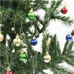 【クリスマス】プラボールセット30mm×24ヶカラーmix