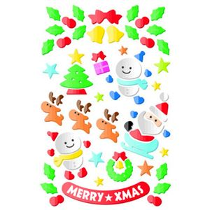 【クリスマス】ウインドウポップ ハッピーパーティ