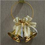 【クリスマス】メタルドアベル ダブル ゴールド