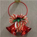 【クリスマス】メタルドアベル ダブル レッド