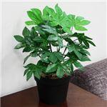 人工観葉植物 ヤツデ 45cm