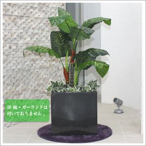 人工観葉植物 ディフェンバキア 120cm