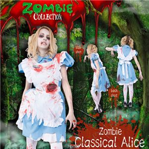 【コスプレ】ZOMBIE COLLECTION Zombie Classical Alice(ゾンビアリス)