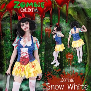 【コスプレ】ZOMBIE COLLECTION Zombie Snow White (ゾンビ白雪姫)