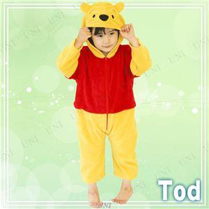 ディズニーコスプレ/コスプレ衣装 【Baby Pooh Tod プーさん】 子供用 〔ハロウィン イベント〕