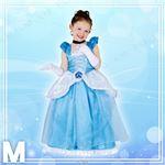 コスプレ衣装/コスチューム 【Child Dx Cinderella M シンデレラ】 子供用 〔ハロウィン イベント〕