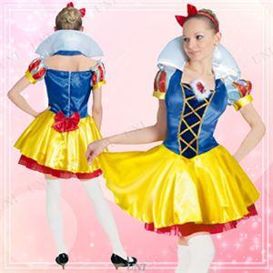 ディズニーコスプレ/コスプレ衣装 【Adult DX Snow White 白雪姫】 大人用 〔ハロウィン イベント〕