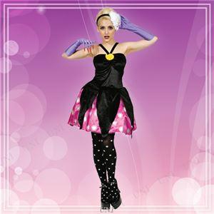 ディズニーコスプレ/コスプレ衣装 【Costume Adult Ursula 魔女アースラ】 大人用 〔ハロウィン イベント〕