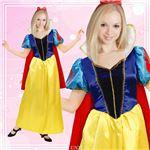 ディズニーコスプレ/コスプレ衣装 【Adult Snow White 白雪姫】 大人用 〔ハロウィン イベント〕