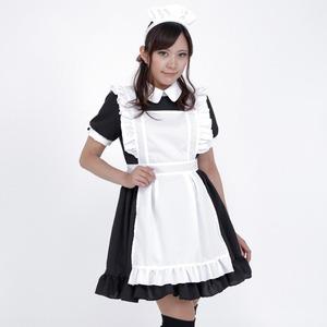 【コスプレ】Patymo メイドさん(ブラック)