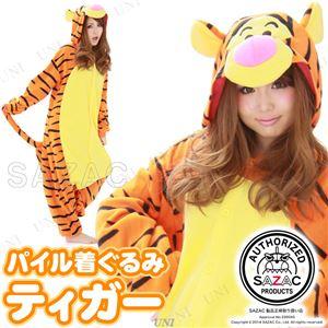 【コスプレ】 ティガーパイル着ぐるみ