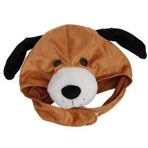 【コスプレ】Patymo アニマルハット 犬 dog
