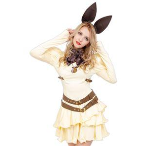 【コスプレ】STEAMPUNK Cream Bunny(クリームバニー)