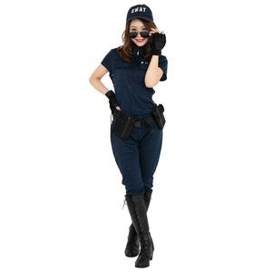【コスプレ】CLUB QUEEN SWAT Lady(スワットレディ)