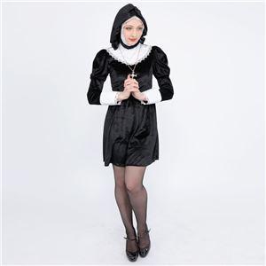 コスプレ衣装/コスチューム 【Gothic Sister ゴシックシスター】 ポリエステル 『CLUB QUEEN』 〔ハロウィン イベント〕