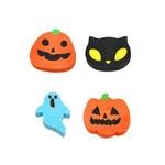ハロウィンイレイサー 40個入り Halloween Erasers 40pcs