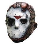 【コスプレ】ジェイソン・3/4・マスク Jason 3/4 Mask
