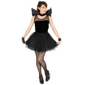 コスプレ衣装/コスチューム 【Black angel(ブラックエンジェル)】 『CLUB QUEEN』 レディース 〔ハロウィン イベント〕