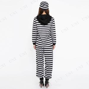 コスプレ衣装/コスチューム 【Hood Prisoner(フードプリズナー)】 『CLUB QUEEN』 レディース 〔ハロウィン イベント〕