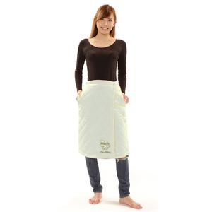 SAZAC(サザック) フラワーマイメロディ巻きスカート レディースM-L
