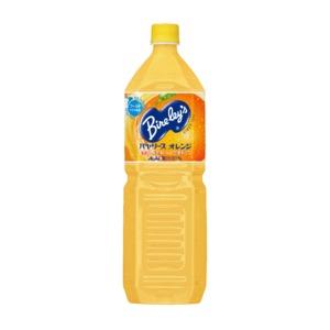 【まとめ買い】アサヒ バヤリース オレンジ ペットボトル 1.5L×16本【2ケース】
