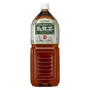 【まとめ買い】ポッカサッポロ 烏龍茶 ペットボトル 2.0L 12本入り【6本×2ケース】