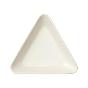 iittala Teema(イッタラ ティーマ) ミニサービング ミニプレートトライアングル(三角)12cm ホワイト