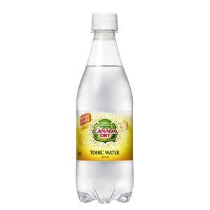 【まとめ買い】コカ・コーラ カナダドライ トニックウォーター ペットボトル 500ml×48本(24本×2ケース)
