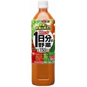 【まとめ買い】伊藤園 1日分の野菜 PET 900g×12本(1ケース)