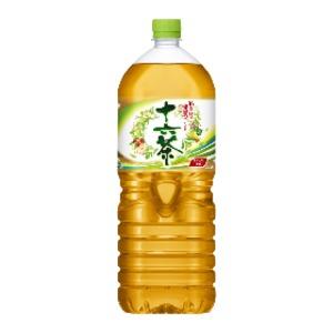 【まとめ買い】アサヒ 十六茶 ペットボトル 2.0L×12本(6本×2ケース)