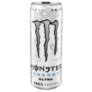 【まとめ買い】アサヒ モンスター ウルトラ 缶 355ml×24本(1ケース)