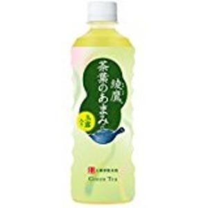 【まとめ買い】コカ・コーラ 綾鷹(あやたか) 茶葉のあまみ 緑茶 525ml×24本(1ケース) ペットボトル