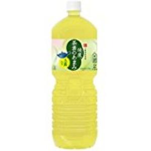 【まとめ買い】コカ・コーラ 綾鷹 茶葉のあまみ ペットボトル 2L×6本(1ケース)