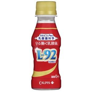 【まとめ買い】カルピス 守る働く乳酸菌 L92 PET 100ml×30本(1ケース)